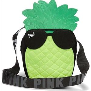 Victorias Secret PINK Insulated Pineapple Bag 😎